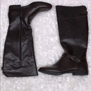 American Eagle Outfitters Brown tall Boots